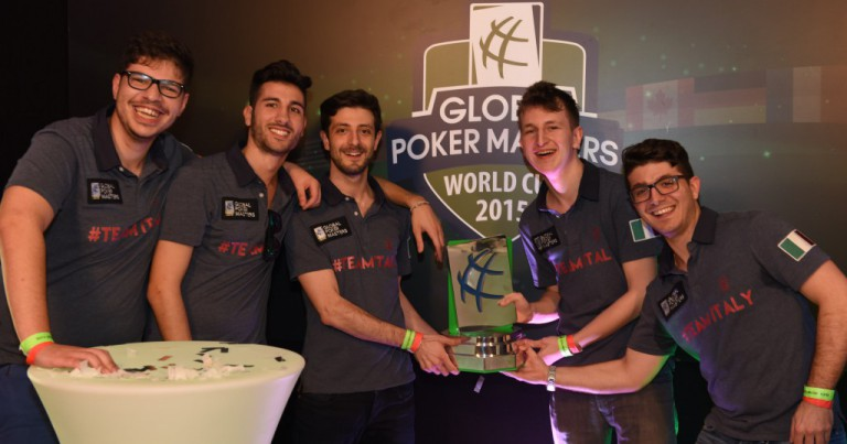 #TeamItaly to be celebrated at WPT National Venice
